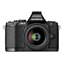 Olympus | OM-D E-M5 Micro Four Thirds Digital Camera with 14-42mm Lens (Black) | V204041BU000