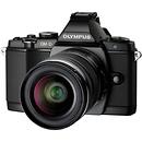 Olympus | OM-D E-M5 Micro Four Thirds Digital Camera with 12-50mm Lens (Black) | V204045BU000