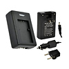 Vivitar | 1 Hour Rapid Charger for Canon BP-511 Battery | VIVQC201