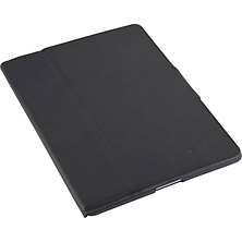 WanderFolio Case for New-iPad 3- Black/Peacock Image 0