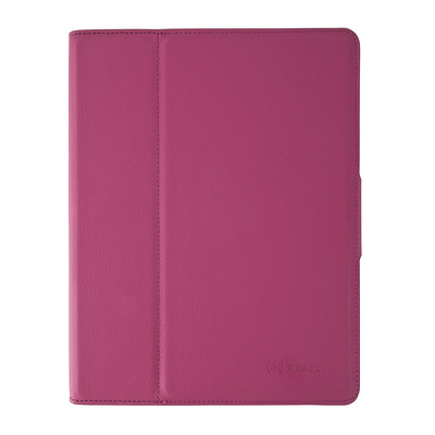 MagFolio Case for the New iPad 3 Mulberry Vegan Leather Image 0
