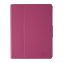 MagFolio Case for the New iPad 3 Mulberry Vegan Leather