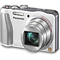 Panasonic Lumix DMC-ZS20 Digital Camera (White)