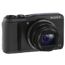 Sony DSC-HX20V Cyber-shot Digital Camera (Black)