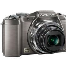Olympus SZ-31MR iHS Digital Camera (Silver)