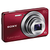 Sony DSC-W690 Cyber-shot Digital Camera (Red)
