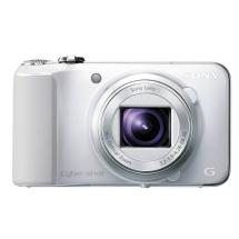 Sony DSC-HX10V Cyber-shot Digital Camera (White)