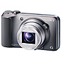 Sony DSC-H90 Cyber-shot Digital Camera (Silver)