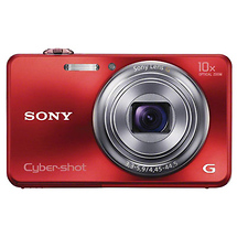Sony DSC-WX150 Cyber-shot Digital Camera (Red)