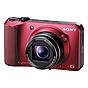 Sony DSC-HX10V Cyber-shot Digital Camera (Red)
