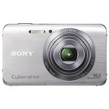 Sony DSC-W650 Cyber-shot Digital Camera (Silver)