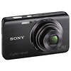Sony DSC-W650 Cyber-shot Digital Camera (Black)