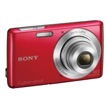Sony DSC-W620 Cyber-shot Digital Camera (Red)