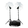 D1 Air 2 Head Studio Kit - 1- 1000W/s / 1- 500W/s