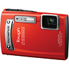 Olympus Tough TG-320 Digital Camera (Red)