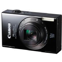 Canon PowerShot ELPH 530 HS Digital Camera (Black)