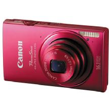 Canon PowerShot ELPH 320 HS Digital Camera (Red)