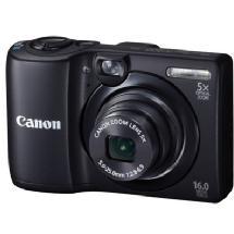 Canon PowerShot A1300 Digital Camera (Black)