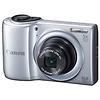Canon PowerShot A810 Digital Camera (Silver)