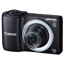 Canon PowerShot A810 Digital Camera (Black)