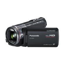 Panasonic HC-X900 High Definition Camcorder (Black)