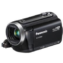 Panasonic HC-V100M High Definition Camcorder (Black)