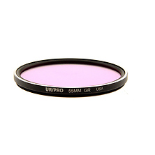 URPRO Green (GR) Color Correcting Filter 55mm Image 0
