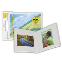 Itoya ZigZag Frost Image, Bound Photo Album for 7x5 in. prints