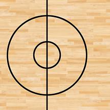 Savage Floor Drop 8 x 8' (Center Court)