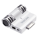 iM2 Stereo Microphone for Apple iOS Products (White)