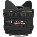 10mm f/2.8 EX DC HSM Fisheye Lens for Nikon