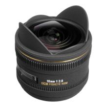 Sigma 10mm f/2.8 EX DC HSM Fisheye Lens for Nikon