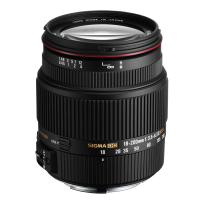 Sigma 18-200mm F3.5-6.3 Auto Focus Lenses for Canon Cameras