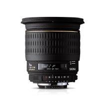 Sigma 20mm f/1.8 (D) EX Aspherical DG DF RF Autofocus Lens for Sony Alpha & Minolta