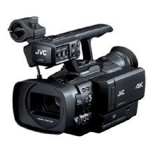 JVC GY-HMQ10 4K Compact Handheld Camcorder