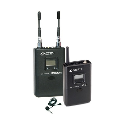 310LT UHF On-Camera Body-Pack Stystem Image 0