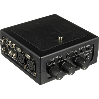 FMX-DSLR Portable Audio Mixer for Digital-SLR Camera Image 0