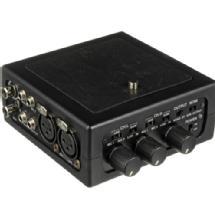 Azden FMX-DSLR Portable Audio Mixer for Digital-SLR Camera