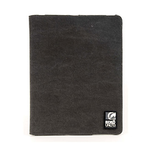 iPad 2 Canvas Case (Grey) Image 0