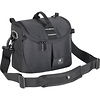 Kata Lite-439 DL Shoulder Bag for a DSLR with Standard Zoom in Shooting Position or Handycam (Black)