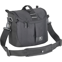 Kata Lite-441 DL Shoulder Bag for a Pro DSLR with Zoom in Shooting Position or Camcorder (Black)