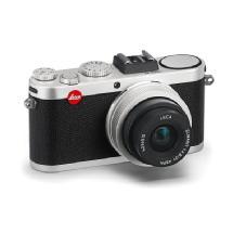 Leica X2 Compact Digital Camera (Silver)