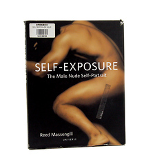 Rizzoli Self-Exposure : The Male Nude Self-Portrait- Hardcover (Open Box)