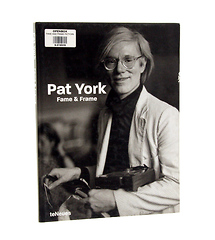 Teneues Fame and Frame by Pat York - Book - Hardcover (Open Box)