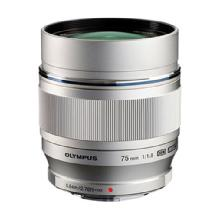 Olympus M. Zuiko Digital ED 75mm f/1.8 Lens for Micro 4/3 Cameras