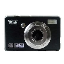 Vivitar ViviCam X024 10.1MP Digital Camera (Turquoise)