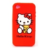 Hello Kitty | 22509-HK iPhone 4 Silicone Case | 22509-HK