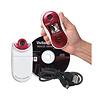 Vivitar Vstyle Swivel Shot Digital Camera (White/Red)