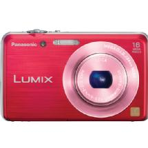 Panasonic LUMIX FH8 Digital Camera (Red)