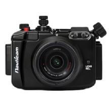 Nauticam NA-GX1 Housing for Panasonic Lumix DMC-GX1 Camera